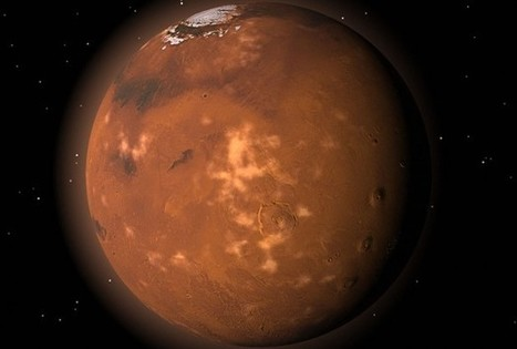 Mars Climate History Dated   Climate change challenges   Scoop.it