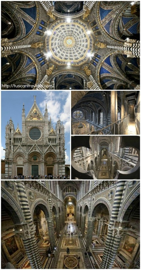 To Siena to See the Door to Heaven | Tuscan Traveler | Italia Mia | Scoop.it
