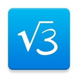MyScript Calculator. Resuelve operaciones matemáticas fácilmente. - PROYECTO #GUAPPIS | iPad classroom | Scoop.it