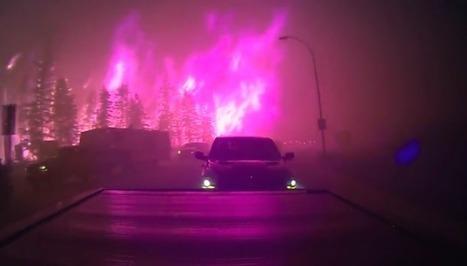 L'incendie de l'Alberta, parabole de l'époque | environnement et santé | Scoop.it
