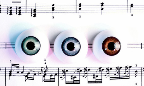 Eye trick reveals musicians even see in tune - Futurity | The future of medicine and health | Scoop.it