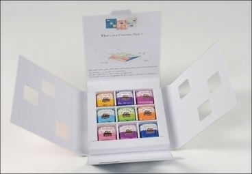 La Fashion Box di Cioccolato Maglio - marieclaire.it | STEFANO DONNO FASHION AND BEAUTY NEWS | Scoop.it