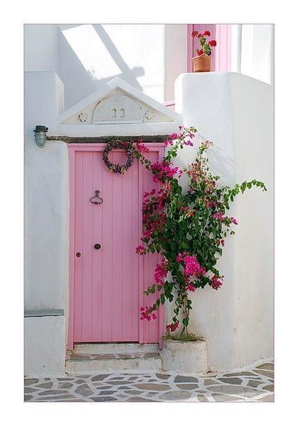What Do Your Front Doors Say about You?   Home Decoration Products & Ideas   Scoop.it