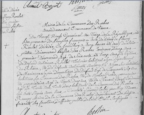Fleury Roulet « aumonier des Vaisseaux du Roy » | Rhit Genealogie | Scoop.it
