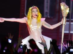Starbucks teams with Lady Gaga - USATODAY.com | Social media news | Scoop.it