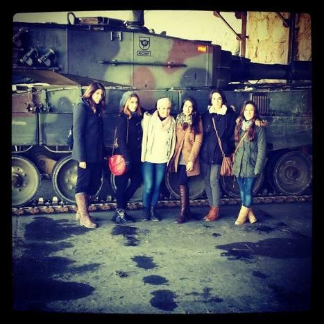 ¡Visitamos la Academia de Infantería! | TICE TIMES | Scoop.it