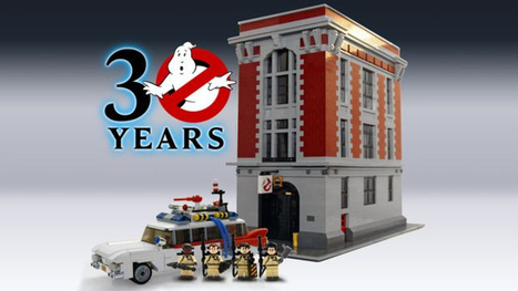 Lego Ghostbusters is now official! | Videojuegos | Scoop.it