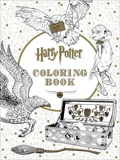 Like e-books, adult coloring books prompt VAT mess in UK   Ebook and Publishing   Scoop.it