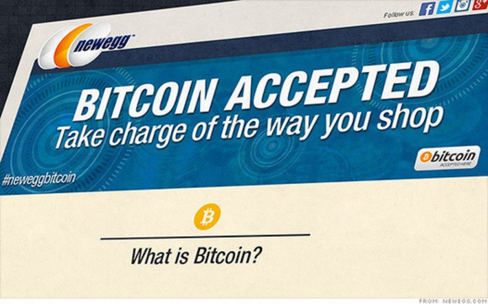 Bitcoin is a PayPal competitor - not a currency - for retailers | money money money | Scoop.it