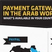 بوابات الدفع في المنطقة العربية عام 2013… | sabkarsocialmediaInfographics | Scoop.it