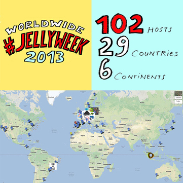 WORLDWIDE JELLYWEEK // join the wave at 14th to 20th Jan - LVHelpGro | Yellow Boat Social Entrepreneurism | Scoop.it