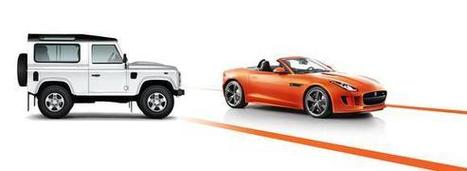 Jaguar Land Rover Sales Soar in China (TTM) | China Digital | Scoop.it