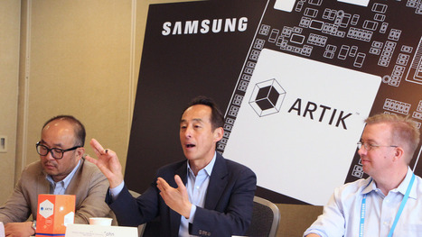 Samsung launches Artik platform to power future drones and wearables | Futurism, Ideas, Leadership in Business | Scoop.it