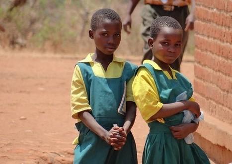 No girl left behind – education in Africa  | Global Partnership for Education | Social Media Slant 4 Good | Scoop.it