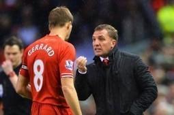 Steven Gerrard - How Liverpool are destroying their own legend | Scoop Football News | Scoop.it