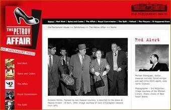 The Petrov Affair ~ Australia's Cold War Flashpoint | Australia_In the Vietnam Era | Scoop.it