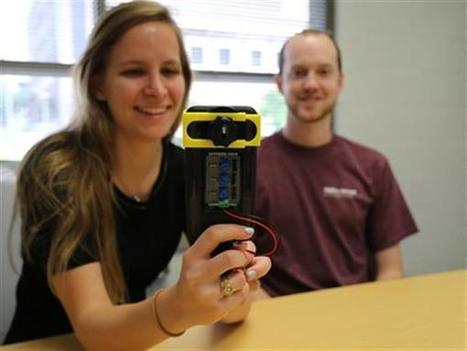 Texas students use 3D printed otoscope to fight hearing loss in developing world | Heron | Scoop.it