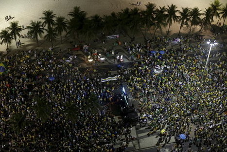 Brazil's President One Step Closer To Impeachment   World News   Scoop.it