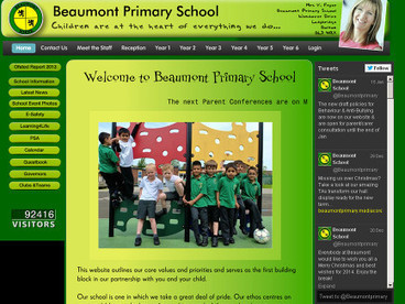 Beaumont Primary School Bolton   learning websites for year 4   Scoop.it