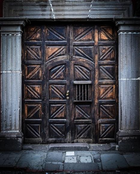 The Doors of Antigua, Guatemala   Getting Stamped   Retire Guatemala   Scoop.it