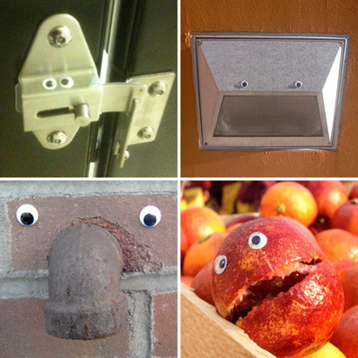 See the World Differently through Eyebombing - Core77   Spontaneous Smiley   Scoop.it