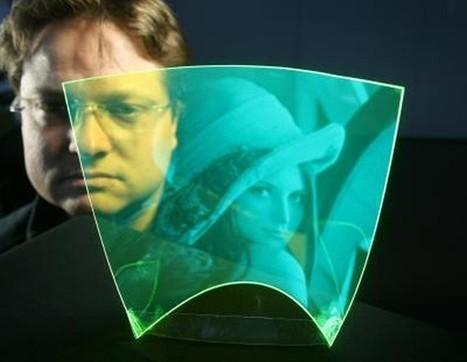 El primer sensor de imágenes flexible y totalmente transparente — Noticias de la Ciencia y la Tecnología (Amazings®  / NCYT®) | Autos, innovación y tecnología | Scoop.it