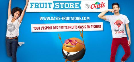 Oasis, Be Fruistyle ! | socialmilk | Scoop.it