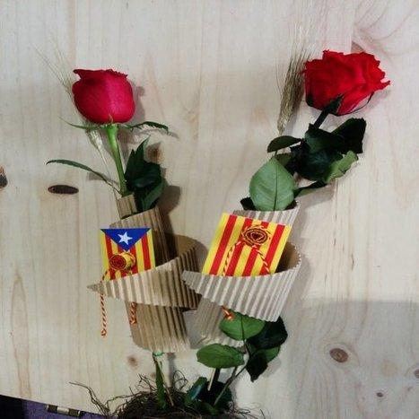 Bona Diada de Sant Jordi!! | artesaniaflorae | Scoop.it