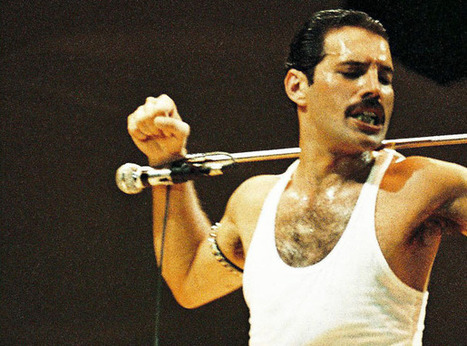 Members of Queen Demand Family-Friendly, PG Biopic Without AIDS | Sex History | Scoop.it