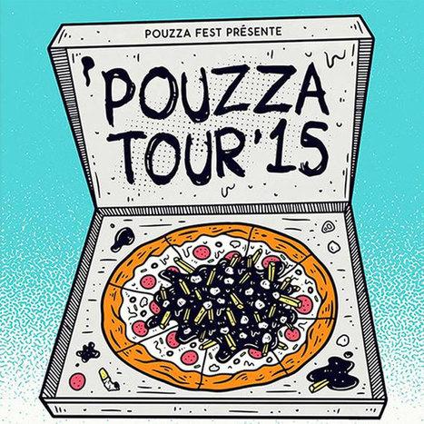 Pouzza Fest Announces 'Pouzza Tour '15' | Pouzza Fest : digital press kit | Scoop.it