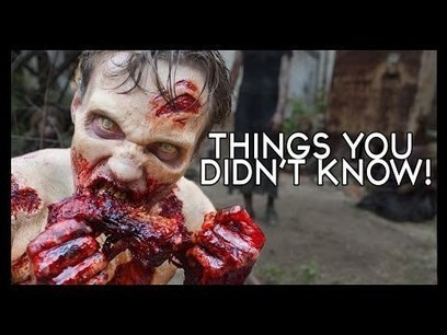 7 Walking Dead Things You (probably) Didn't Know! | staged | Scoop.it