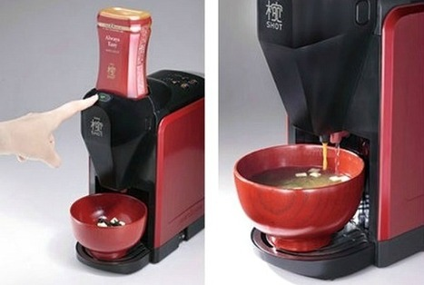 The K-Cup of Miso Soup Has Been Invented - Emag.co.uk | Your Coffee Cup | Scoop.it