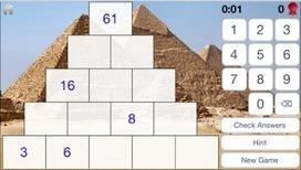 iPad-appar i skolans värld: Numpyramid | Appar, appar.... | Scoop.it