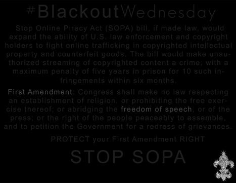 #BlackoutWednesday | Socialyt Digital Marketing | Scoop.it