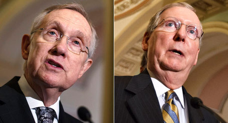 Harry Reid, Mitch McConnell near student loan deal | Coffee Party News | Scoop.it