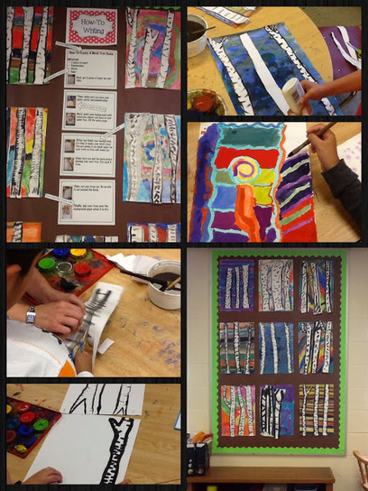 Teaching Procedural Writing Through Art ~ Mrs. Wideen's Blog | School Research, Information, & Library Pearls | Scoop.it
