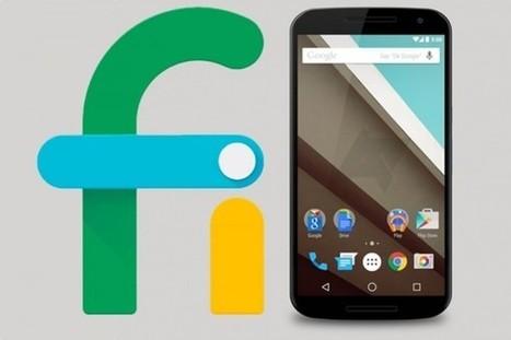 Google Project Fi : Une nouvelle façon de se connecter à internet - Tablette-Tactile.net | Applications mobiles professionnelles | Scoop.it