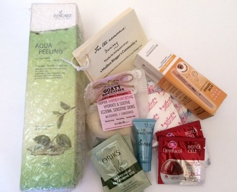 The Modbox : Beauty Samples in a Beauty Box - Skin Care Terbaik | Life-Style | Scoop.it