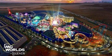 Dubai's IMG unveils plans for second theme park - Gulf Business | les expositions et musées | Scoop.it