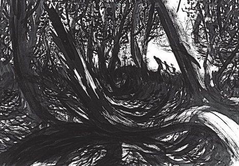 Neil Gaiman's Hansel & Gretel has an unexpected inspiration | Illustrators, artists, photographers | Scoop.it