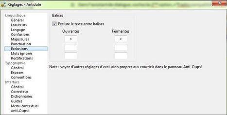 Antidote dans MemoQ : facile ! | Localisation & traduction (jeux vidéo) | Scoop.it