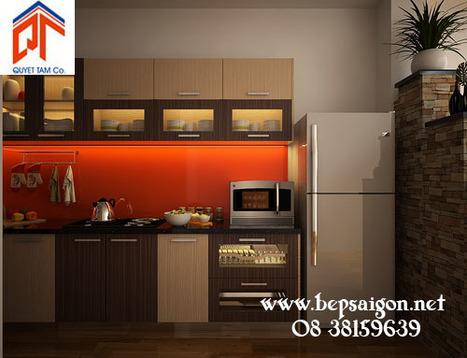 bepsaigon.net - Tủ bếp nhà anh Hoàng - Thủ Đức - tu bep nha anh Hoang - Thu Duc | Tủ bếp Acrylic - MFC | Scoop.it