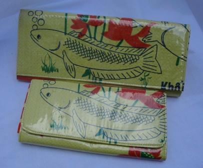 Eco-Friendly  Lotus Wallets | Jewelry Making & Beginning Stain Glass | Scoop.it