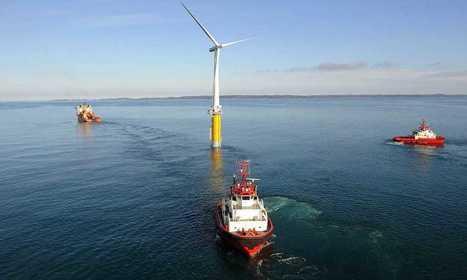 La eólica de Escocia genera el 106% de la electricidad del país | Beagle en la enseñanza | Scoop.it