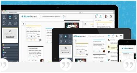 Una herramienta que organiza la lluvia de ideas | Herramientas 2.0 | Scoop.it
