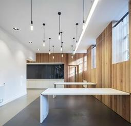 Moxon Architects completes Arts Council refurb | Architecture and Architectural Jobs | Scoop.it