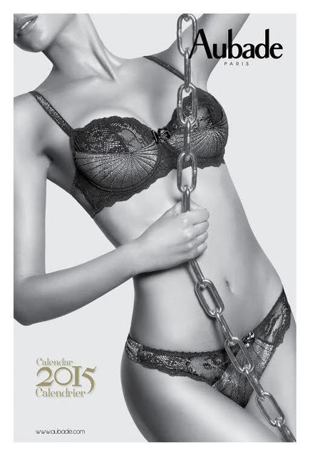 Calendrier Aubade 2015 - French Lingerie | Les Dessous Chics | Scoop.it