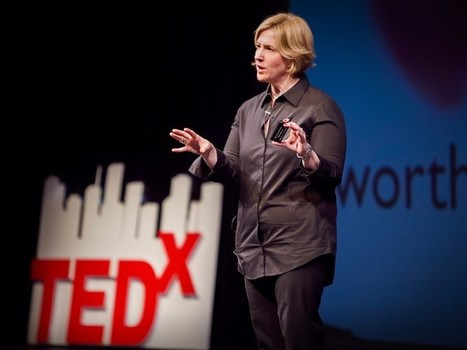 Brené Brown: The power of vulnerability | TED Talk | TED.com | Approches narratives dans les groupes | Scoop.it