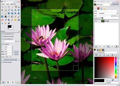 Completo manual de usuario en español para GIMP | Ubuntu 10.04 my new system ... | Scoop.it