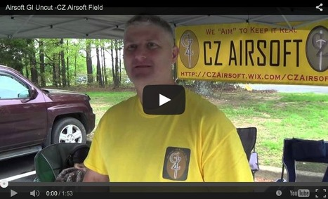 """CZ Airsoft talks """"FREDBURGISTAN"""" with Meerkat at GI Tactical Virginia - on YouTube 